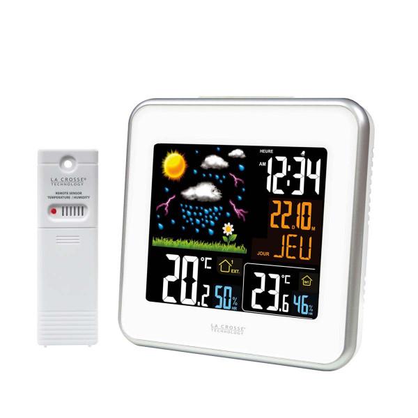Station météo avec ecran LCD Couleur