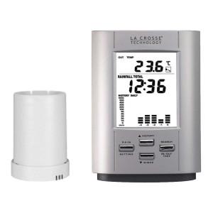 Pluviometre électronique