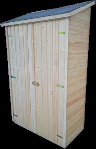 Abri mural bois - 0,70 m²