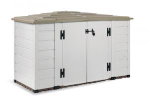 Coffre de jardin capacité 1 930 litres