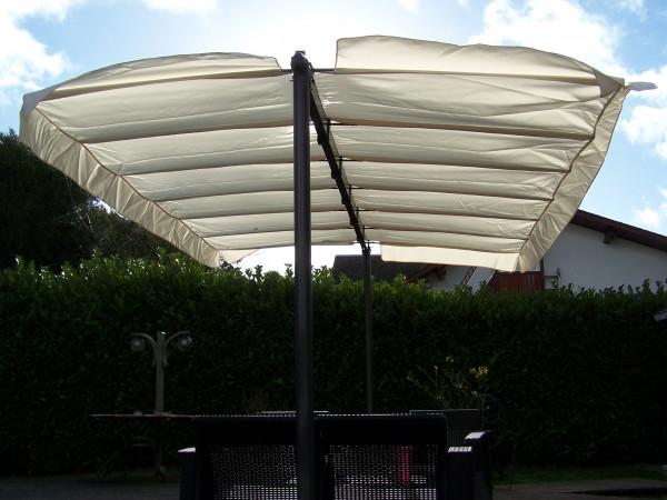 Pergola marquise 3,60 x 2,50 m