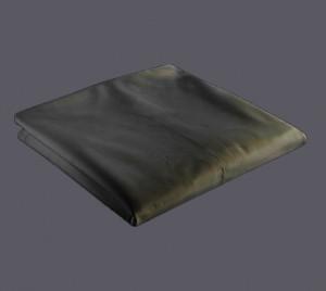 Bâche pour pergola PER 3433 GN 280 gr/m² gris