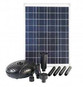 pompe solarmax 2500