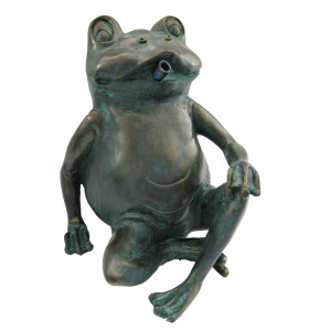 gargouille grenouille 1