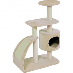Arbre à chat WAVE, taille L, beige