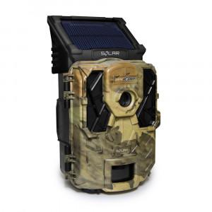 Caméra de surveillance/chasse «Super Low Glow» Solaire Leds bleues invisibles