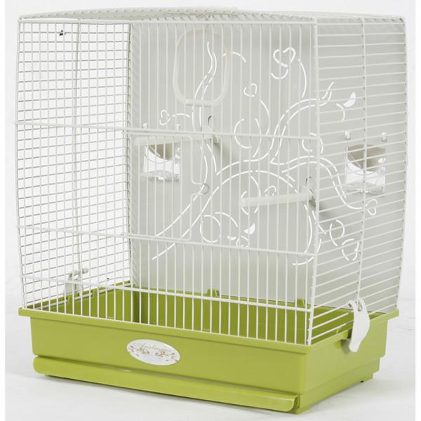 Cage Arabesque ADELE 40 cm olive