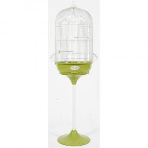 Cage Arabesque LEONIE 50 cm olive