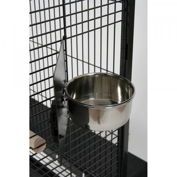 Cage KAMBELA 76 cm grise