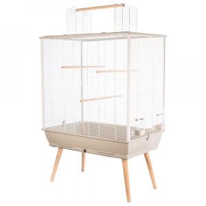 Cage NEO JILI, 80 cm, beige