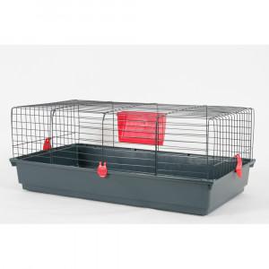 Cage CLASSIC 80 cm cerise