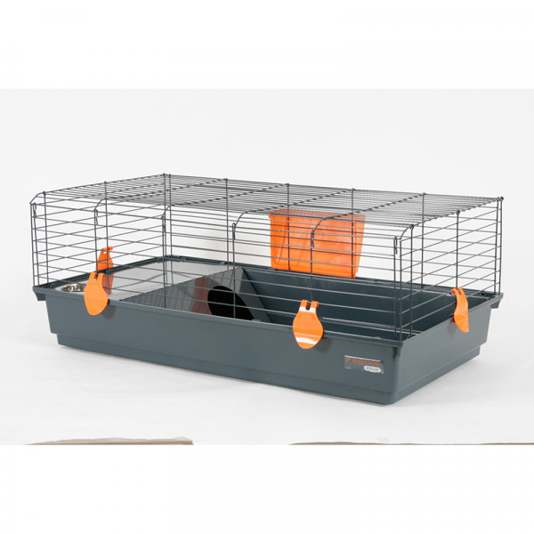 Cage INDOOR 100 cm orange