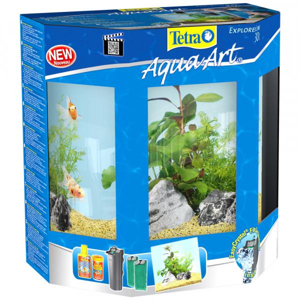 Aquarium Tetra AQUAART EXPLORER 30L