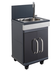 Module évier intégrable aux barbecues FIDGI 3 et 4 brûleurs