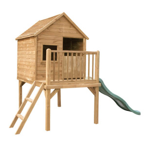 Cabane en bois pour enfant TOMY