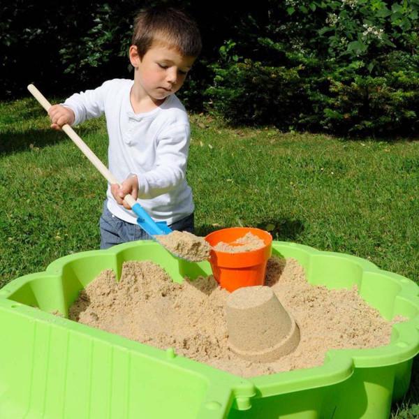 Bac à sable COQUILLES