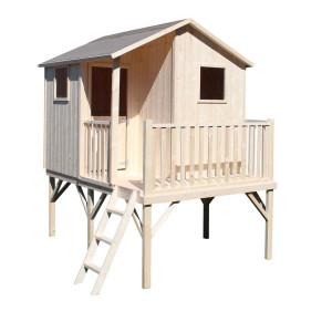 Cabane en bois pour enfant TIPHAINE