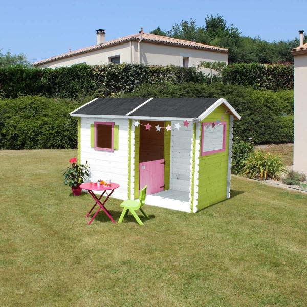 Cabane en bois pour enfant ROSANE