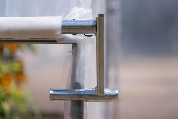 Kit 1 aération latérale longueur 6m