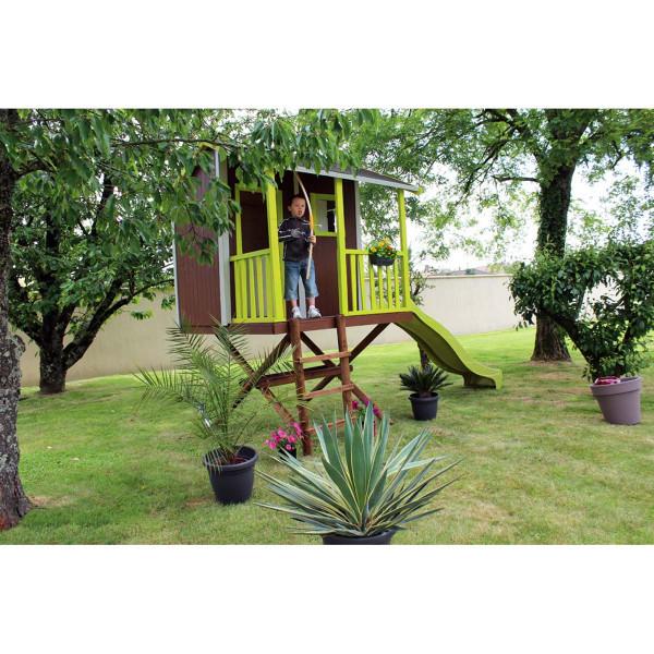 Maisonnette «Dans les arbres»