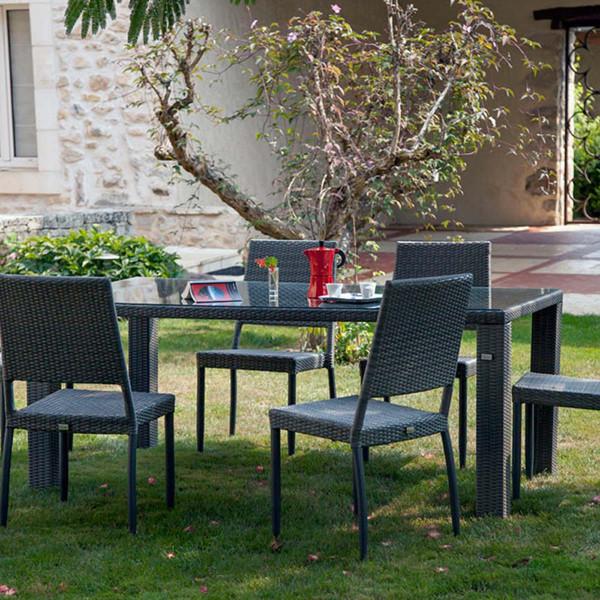 Ensemble table Faro et  6 chaises Soléo
