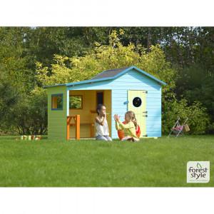 Maisonnette Hacienda 243x125x175cm