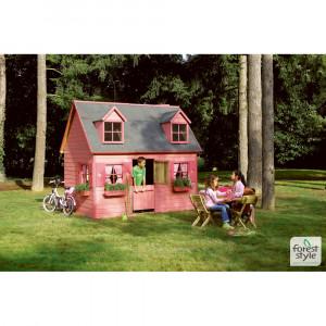 Maisonnette Rosalie 248x160x240cm